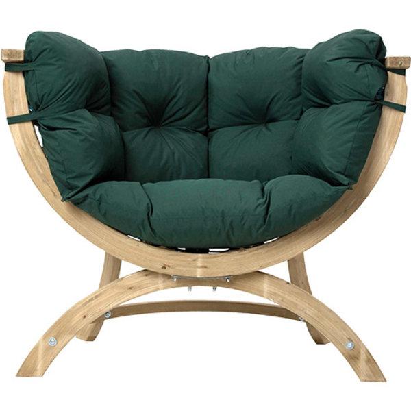 Amazonas Amazonas - Lounge Stoel Siena Uno Green Weatherproof