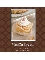 Bridgewater Bridgewater Geurzakje Vanilla Cream