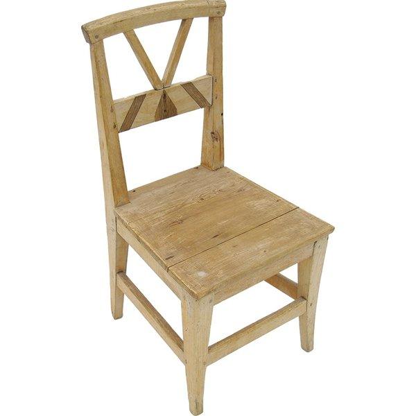 Byta BYTA Kleine stoel met inleg