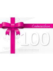 Websa Websa Cadeaubon €100