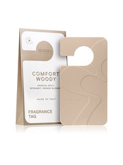 Mr & Mrs Fragrance Mr&Mrs Fragrance Scented card for door Comfort Woody