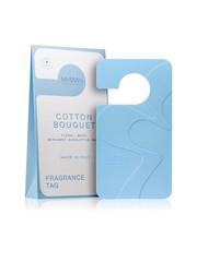 Mr & Mrs Fragrance Mr&Mrs Fragrance Scented card for door Cotton Bouquet