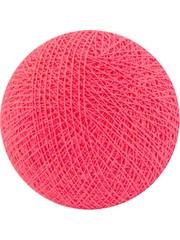Cotton Ball Lights Cotton Ball Lights Coral Pink klein