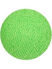 Cotton Ball Lights Cotton Ball Lights Light Green klein