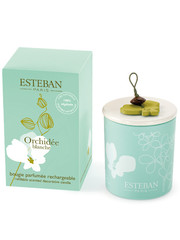 Esteban Esteban Geurkaars Decoratief Orchidée Blanche