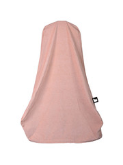 Extreme Lounging Extreme Lounging Zitzak B-Skin Mighty-b Pale Pink - Living Fabric