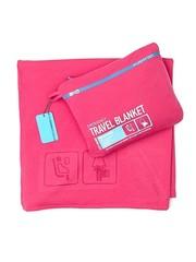 F1 F1 Travel Blanket Pink