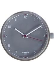 JU'STO JU'STO J-WATCH uurwerk Dark Grey