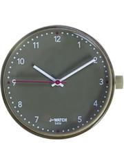 JU'STO JU'STO J-WATCH uurwerk Olive