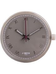 JU'STO JU'STO J-WATCH uurwerk Roman Numerals Sand