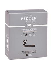 Maison Berger Paris Maison Berger Auto Parfum Navulling Anti-Odeur Tabak