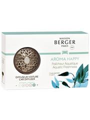 Maison Berger Paris Maison Berger Auto Parfum Diffuser Aroma Happy