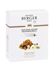 Maison Berger Paris Maison Berger Auto Parfum Navulling Etoile d'Orient