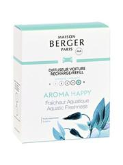 Maison Berger Paris Maison Berger Auto Parfum Navulling Aroma Happy