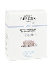 Maison Berger Paris Maison Berger Auto Parfum Navulling Caresse de Coton