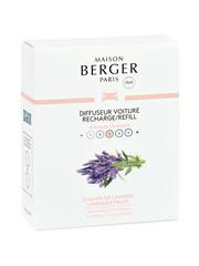 Maison Berger Paris Maison Berger Auto Parfum Navulling Champ de Lavande