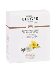 Maison Berger Paris Maison Berger Auto Parfum Navulling Soleil Divin - Resonance