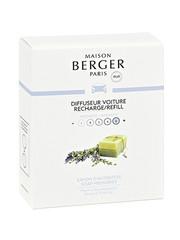 Maison Berger Paris Maison Berger Auto Parfum Navulling Savon d'Autrefois