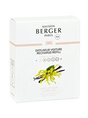 Maison Berger Paris Maison Berger Auto Parfum Navulling Soleil d'Ylang
