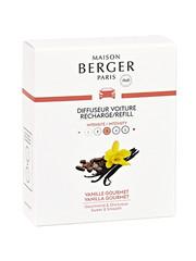 Maison Berger Paris Maison Berger Auto Parfum Navulling Vanille Gourmet