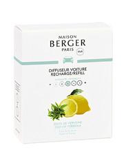Maison Berger Paris Maison Berger Auto Parfum Navulling Zeste de Verveine