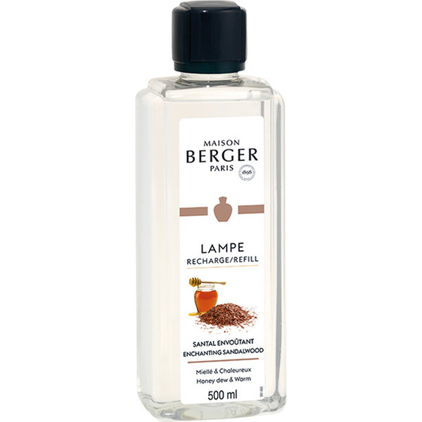 Maison Berger Paris Maison Berger Parfum Santal Envoûtant 500ml
