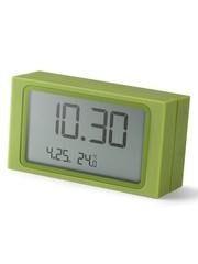 Lexon Lexon Slide Clock Green