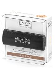 Millefiori Milano Millefiori Milano Auto Parfum Legni & Spezie (urban)