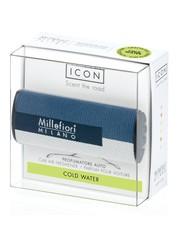 Millefiori Milano Millefiori Milano Auto Parfum Cold Water (Textile Geometric)