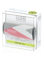 Millefiori Milano Millefiori Milano Auto Parfum Orange Tea (Textile Geometric)