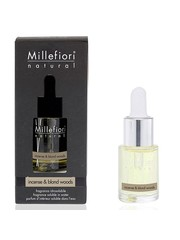 Millefiori Milano Millefiori Milano Natural Geurolie Incense & Blond Woods 15 ml