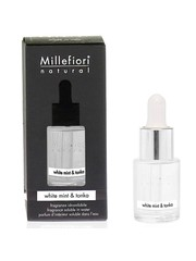 Millefiori Milano Millefiori Milano Natural Geurolie White Mint & Tonka 15 ml