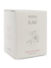 Mr & Mrs Fragrance Mr&Mrs Fragrance Geurkaars Blanc Florence Talcum Powder 250gr