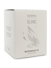 Mr & Mrs Fragrance Mr&Mrs Fragrance Geurkaars Blanc Malaysian Black Tea 250gr
