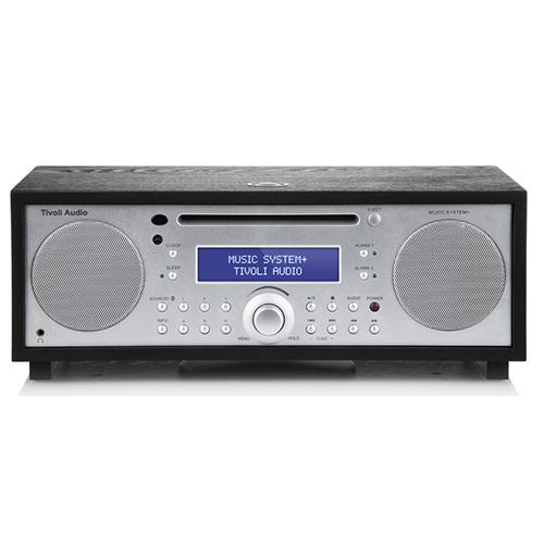 Tivoli audio Music system + -Zilver-Zwart