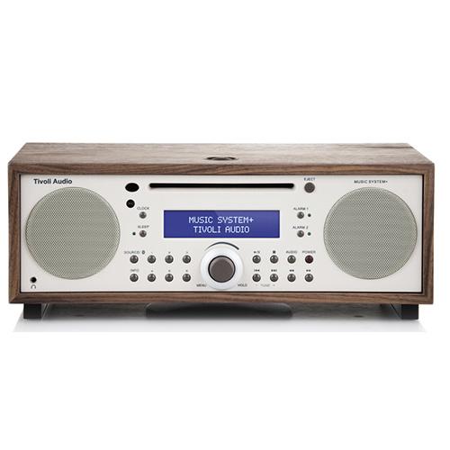 Tivoli audio Music system-Classic walnut