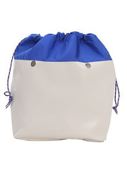 Fullspot Fullspot O bag Classic Binnentas Strings Summer Blauw