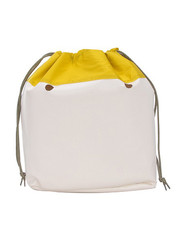 Fullspot Fullspot O bag Classic Binnentas Strings Summer Geel