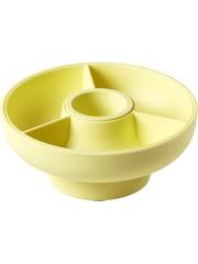 OMMO Ommo Hoop 2 - Serveerschaal Pale Yellow