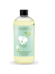 Esteban Esteban Navulling geurstokjes Orchidée Blanche 500ml