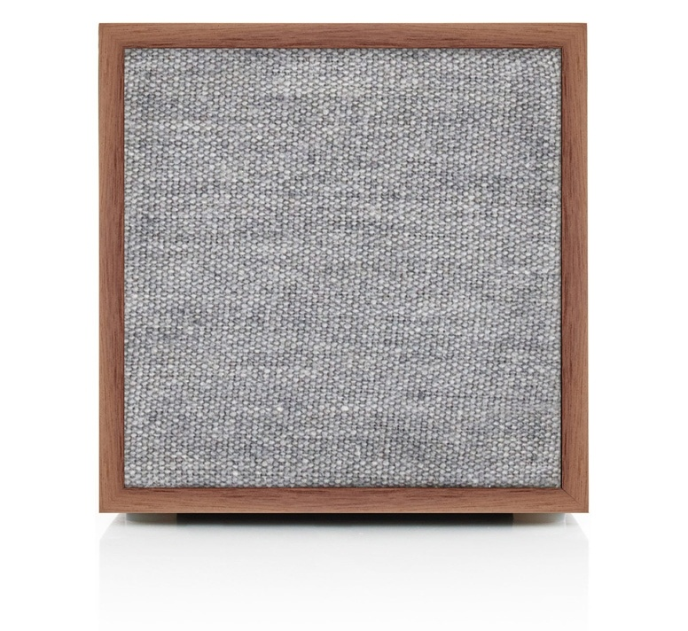 Tivoli Audio Cube Speaker Walnut