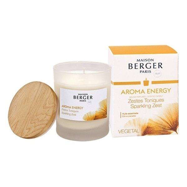 Maison Berger Paris Maison Berger Geurkaars Aroma Energy - Zestes Toniques