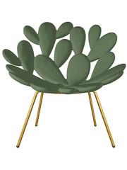 Qeeboo Qeeboo Filicudi Chair Balsam Green-Green