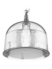Qeeboo Qeeboo Goblet Plafondlamp Medium - Transparant