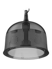 Qeeboo Qeeboo Plafondlamp Goblet Medium - Smokey Grijs