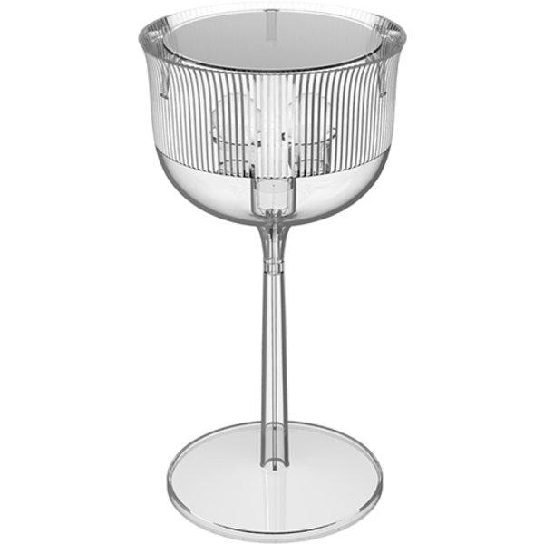 Qeeboo Qeeboo Goblet Tafellamp Medium - Transparant