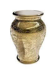 Qeeboo Qeeboo Ming Vaas bijzettafel - Gold