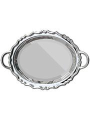 Qeeboo Qeeboo Mirroir Silver