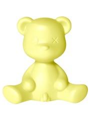 Qeeboo Qeeboo Teddy Boy lamp indoor plug - Lime