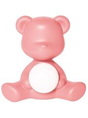 Qeeboo Qeeboo Teddy Girl LED lamp - Bright Pink